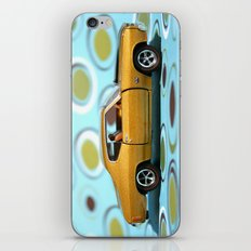 Chevelle SS Profile iPhone & iPod Skin