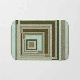 Abstraction . Geometric shapes . 1 Bath Mat