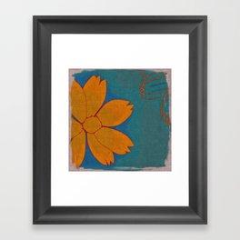 Where Flowers Bloom Framed Art Print