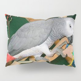 Doobie the parrot Pillow Sham