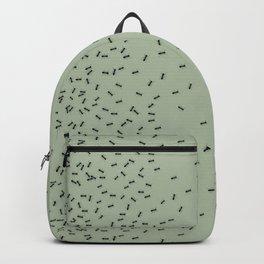 ANTS GREEN (BIG RUG) Backpack
