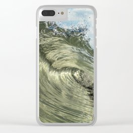 Percission Clear iPhone Case