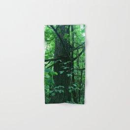 Green Grove Hand & Bath Towel