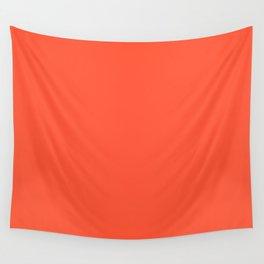 359 ~ Neon Orange Wall Tapestry