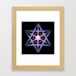 Extend2 Framed Art Print