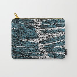 Textured brushstrokes - Sarah Bagshaw Carry-All Pouch