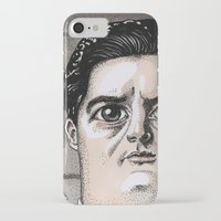 dale cooper iPhone & iPod Cases featuring Dale Cooper by Drawn by Nina