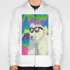 Colorful thinking Hoody