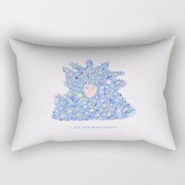 Midsommar May Queen Rectangular Pillow