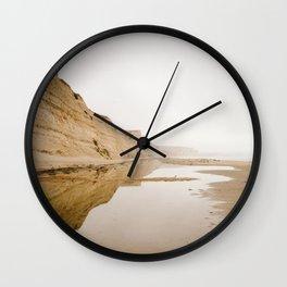Point Reyes Seashore Wall Clock