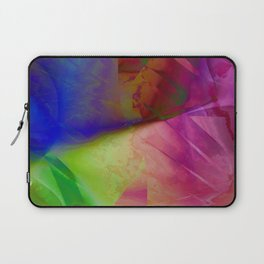 Multicolored abstract 2016 / 019 Laptop Sleeve