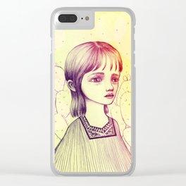Filipa Clear iPhone Case