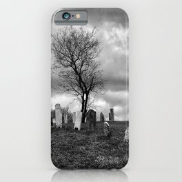 Decay and Ruin iPhone Case
