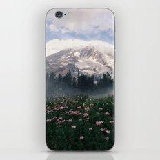 Mt Rainier iPhone & iPod Skin