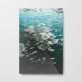 The Depths Metal Print