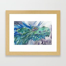 NAYDRA Framed Art Print