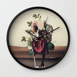 Thinking of you ... Wall Clock