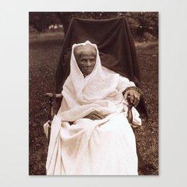 Harriet Tubman 1911 Canvas Print