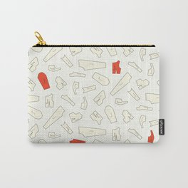 Pattern Pieces Carry-All Pouch