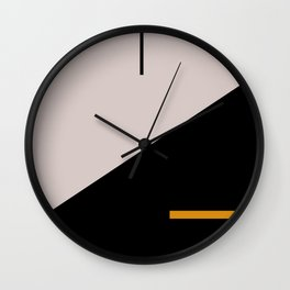 abstract minimal 28 Wall Clock