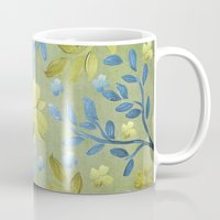 olivia joy Mugs featuring Olivia by Lisa Argyropoulos