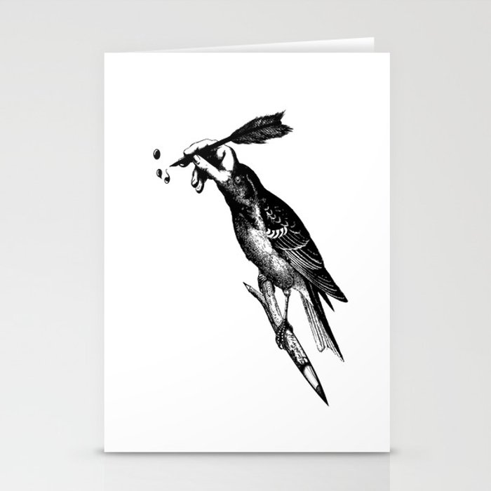 The Experimetal Artist Stationery Cards
