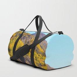 Alaskan Autumn - Painting Duffle Bag