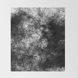 Artificial Constellation Dark Matter Throw Blanket