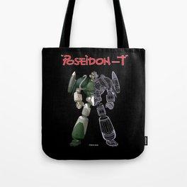 poseidon T Tote Bag