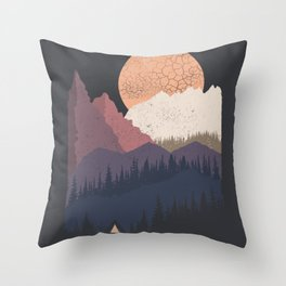 Be Wild Throw Pillow