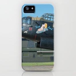 Just Jane - II iPhone Case