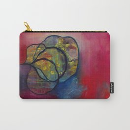 Blooming Present Carry-All Pouch