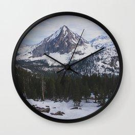 East Vidette - Pacific Crest Trail, California Wall Clock
