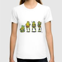 teenage mutant ninja turtles T-shirts featuring Teenage mutant ninja turtles by Nioko