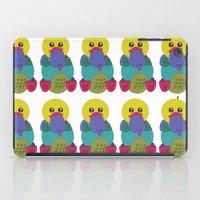 platypus iPad Cases featuring Rainbow Platypus by Joy Deits
