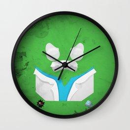 Dr M Wall Clock