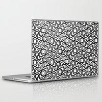 leonardo dicaprio Laptop & iPad Skins featuring Leonardo by Mauricio Cosío