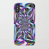 ornate elephant iPhone & iPod Cases featuring Ornate by David  Gough
