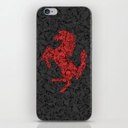 Homage to Ferrari iPhone Skin