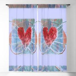 Elysium 2x by Kathy Morton Stanion Blackout Curtain