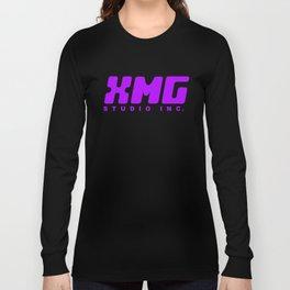XMG Studio, Purple Long Sleeve T-shirt