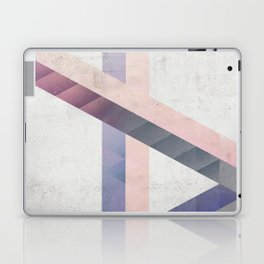 Unespected Geometry Laptop & iPad Skin