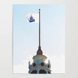 Magic Flag Poster