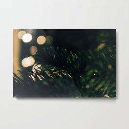Christmassy Metal Print