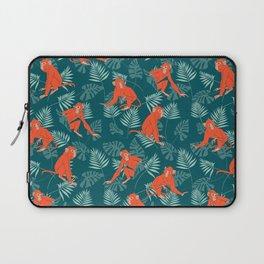 Monkey Forest Laptop Sleeve