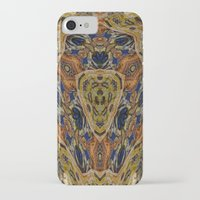 hippy iPhone & iPod Cases featuring Hippy by RingWaveArt