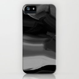 Mayhem - Abstract Painting iPhone Case