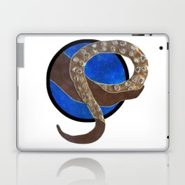 Creature of Water (porthole edit) Laptop & iPad Skin