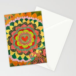 Feral Heart #01 Stationery Cards