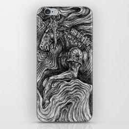 Horse Guardian iPhone Skin